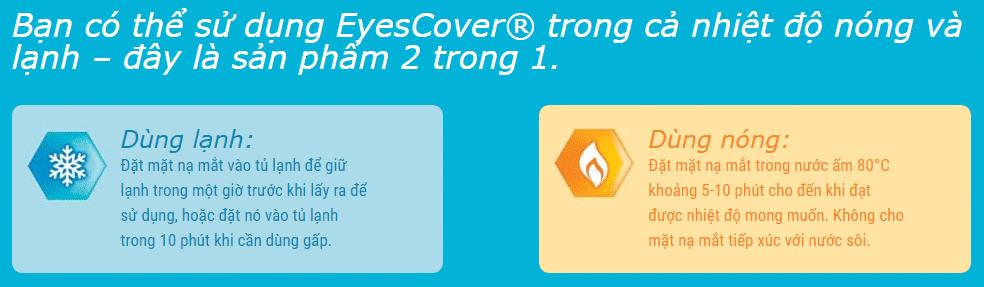 Mặt nạ Eyes Cover dùng nóng và lạnh