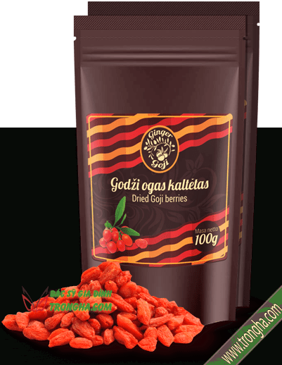Goji Berries giảm cân nhanh
