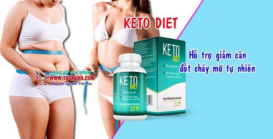 Keto Diet giảm cân lành mạnh