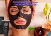 Princess Mask mặt nạ lột mụn - Làm sạch bụi bẩn hiệu quả