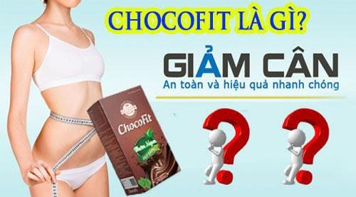 Chocofit là gì