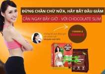Chocolate Slim thức uống giảm cân đột phá