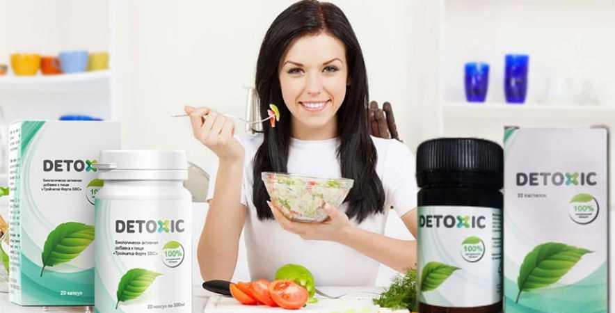 Detoxic loại nào tốt nhất?