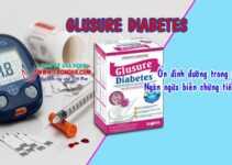 Glusure Diabetes ổn định lượng đường trong máu