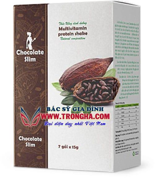 chocolate slim chính hãng 1
