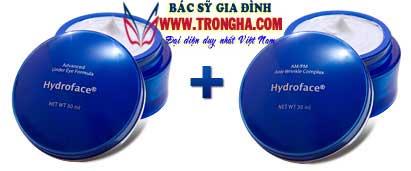 Bộ sản phẩm Hydroface Anti-Aging System