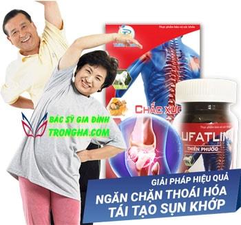 lufatlim thiên phước phương pháp phòng và hỗ trợ điều trị các bệnh xương khớp hiệu quả