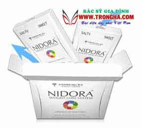 thuốc giảm cân Nidora