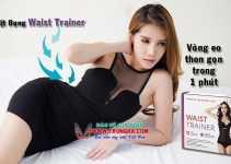 Nịt bụng waist trainer vòng eo thon gọn trong vài phút