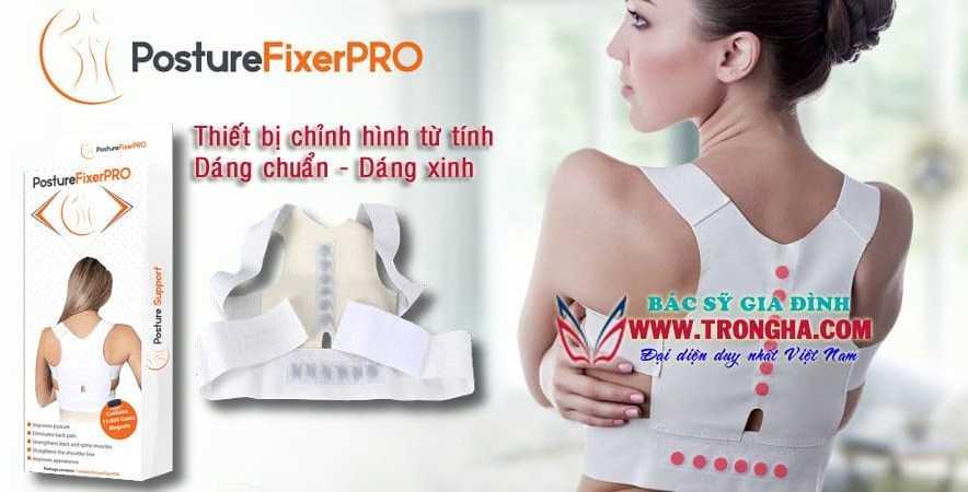 PosturefixerPro thiết bị điều chỉnh tư thế từ tính USA