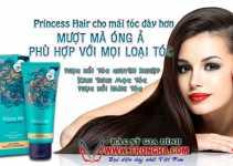 Princess Hair cho mái tóc dày, khỏe, óng ả và mượt mà
