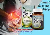 Stomaxcare điều trị viêm dạ dày