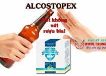 Thuốc Alcostopex cai nghiện rượu bia hiệu quả