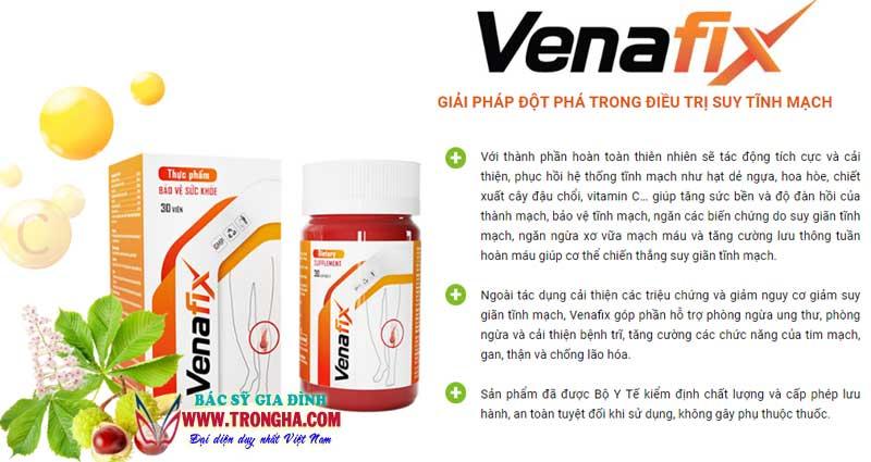 Thuốc venafix có tốt không